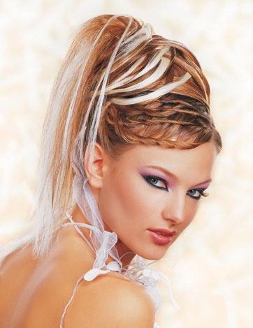 مدل مو و آرایش عربی